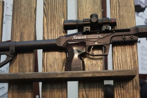 Краткий обзор на винтовку EDgun Леший