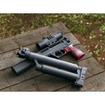 Пневматическая винтовка ЭДган Леший 2.0 / EDgun Leshiy 2.0 (ствол 250мм) 5.5 мм (.22)