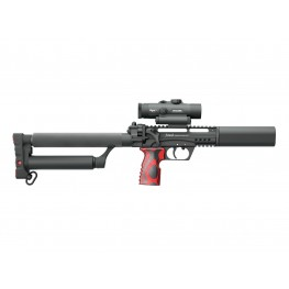 Пневматическая винтовка ЭДган Леший 2.0 / EDgun Leshiy 2.0 (ствол 250мм) 4.5 мм (.177)