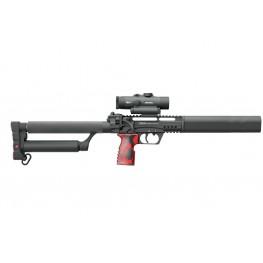 Пневматическая винтовка ЭДган Леший 2.0 / EDgun Leshiy 2.0 (ствол 350мм) 4.5мм (.177)