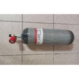 Баллон композитный ВД ALSAFE 6,8л с манометром (Китай)