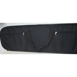 Чехол под винтовку 105х30х6 см (черный)