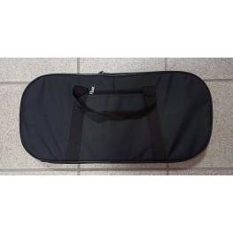 Чехол под винтовку 66х30х6 см (черный)