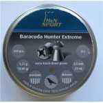 H&N Sport Baracuda Hunter Extreme 5.5 мм (cal.22) 1.21 г
