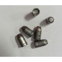 Пульки полнотелые 6,35 мм (cal.25) 3,7 г (400 шт.)
