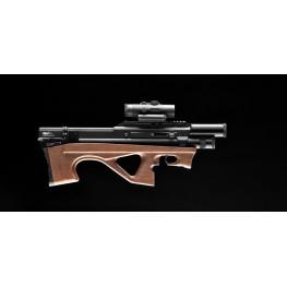 Пневматическая винтовка Edgun Леля 2,0  ложе орех (калибр 4,5мм)