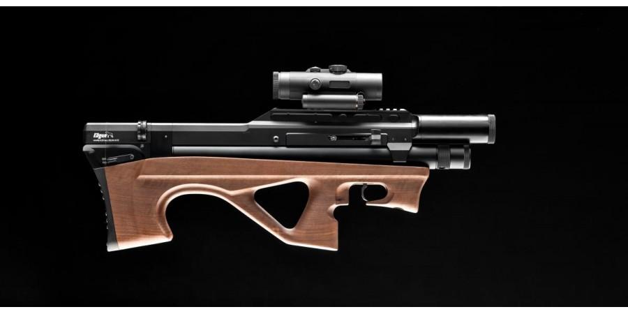 Пневматическая винтовка EDgun Леля 2,0  ложе орех