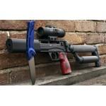 Пневматическая винтовка ЭДган Леший 2.0 / EDgun Leshiy 2.0 (ствол 350мм) 5.5мм (.22)